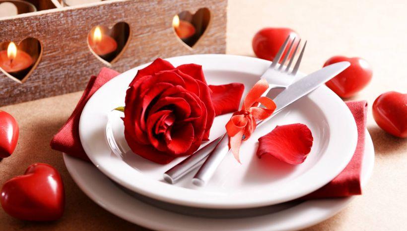 Valentinstag Menü in der Bodega